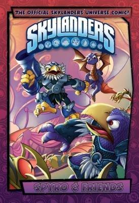 Skylanders: Spyro & Friends book