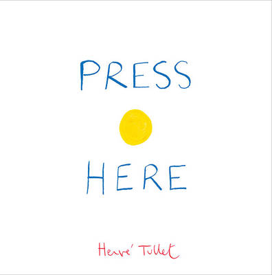 Press Here book
