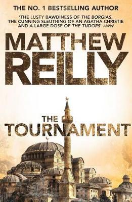 Tournament by Matthew Reilly