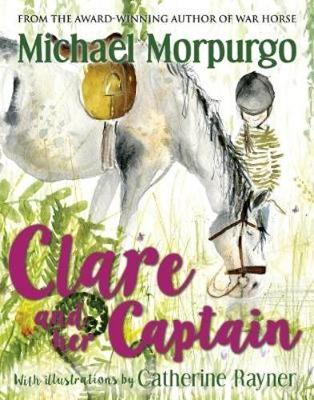 Clare and her Captain book