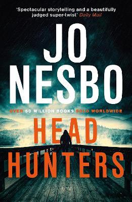 Headhunters by Jo Nesbo