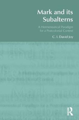 Mark and its Subalterns by David Joy