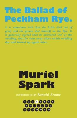 Ballad of Peckham Rye by Muriel Spark