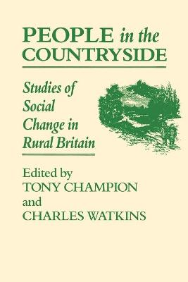 People In The Countryside by Tony Champion