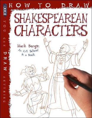 How To Draw Shakespearean Characters book