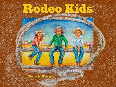 Rodeo Kids book