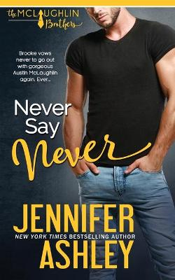 Never Say Never book