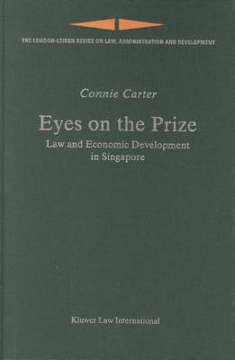 Eyes on the Prize by Connie Carter