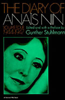 The Diary of Anais Nin  Vol 4 by Anais Nin