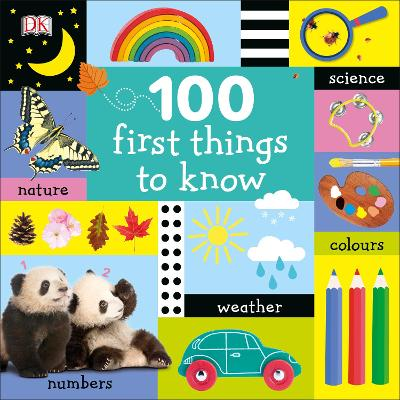 100 First Things to Know book