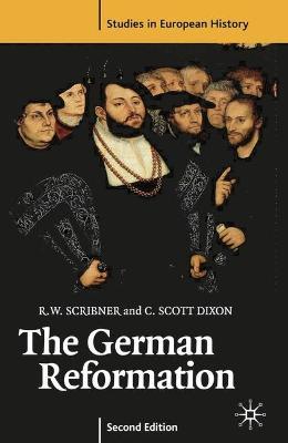 German Reformation by R.W. Scribner