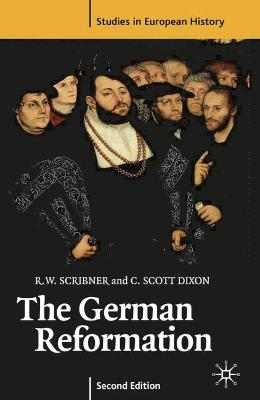 German Reformation book