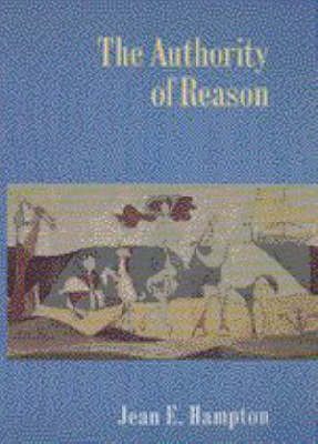 Authority of Reason by Jean Hampton