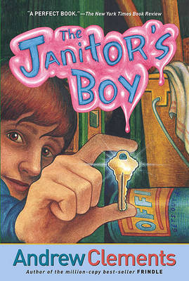 Janitor's Boy by Andrew Clements