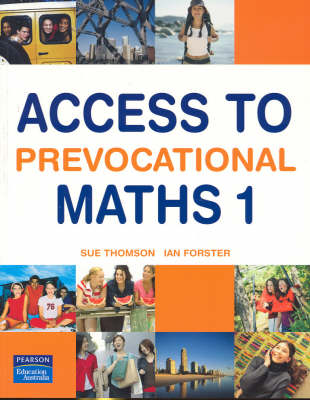 Access to Prevocational Maths 1 by Sue Thomson