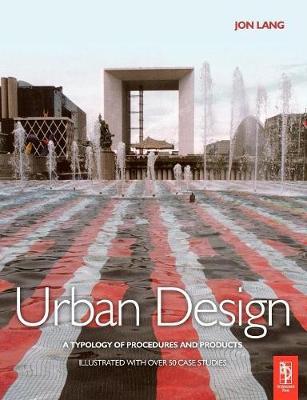 Urban Design by Jon Lang