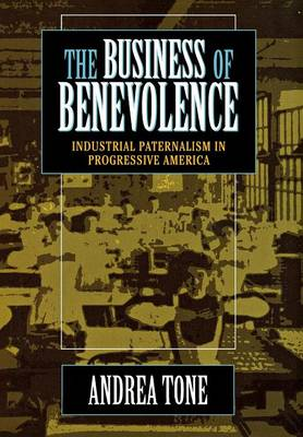Business of Benevolence book