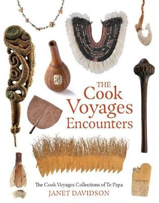 The Cook Voyage Encounters book
