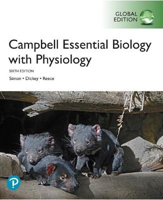 Campbell Essential Biology with Physiology, Global Edition book