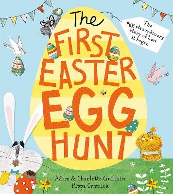 First Egg Hunt by Adam Guillain