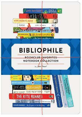 Bibliophile Notebook Collection: Book Club Favorites by Jane Mount