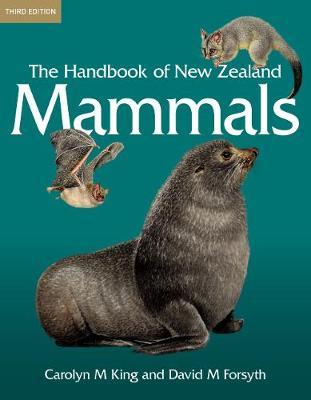 The Handbook of New Zealand Mammals book