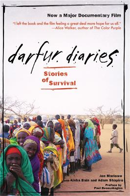 Darfur Diaries book