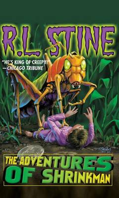 The Adventures of Shrinkman by R.L. Stine