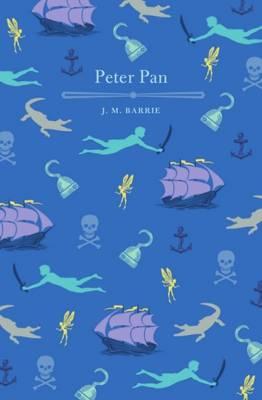 Peter Pan and Peter Pan in Kensington Gardens by Sir J. M. Barrie