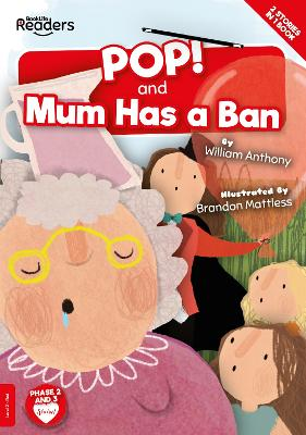 POP! and Mum Has a Ban book