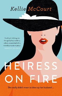 Heiress On Fire book