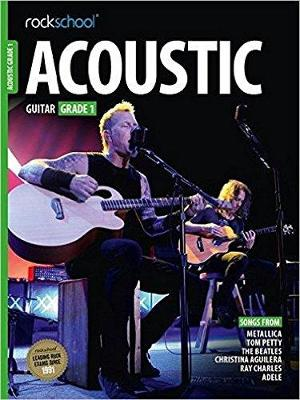 Acoustic Guitar Grade 1 by