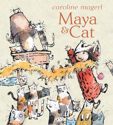 Maya and Cat book
