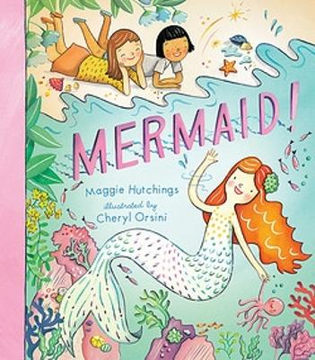 Mermaid! book