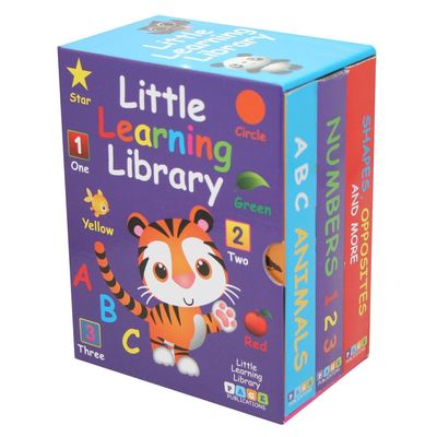 Little Learning Library book