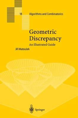 Geometric Discrepancy by Jiri Matousek