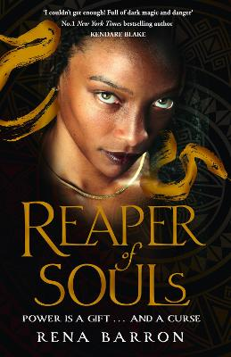 Reaper of Souls (Kingdom of Souls trilogy, Book 2) by Rena Barron