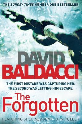 Forgotten by David Baldacci