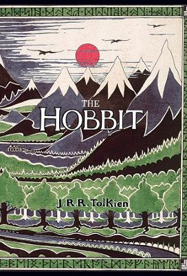 The Hobbit Classic Hardback by J. R. R. Tolkien