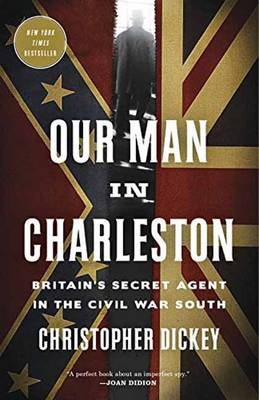 Our Man in Charleston book