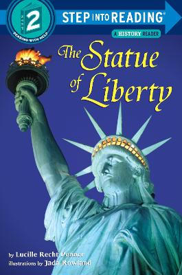 Statue Of Liberty Step Into Reading 2 by Lucille Penner