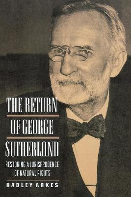 Return of George Sutherland book