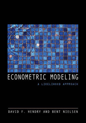 Econometric Modeling by David F. Hendry