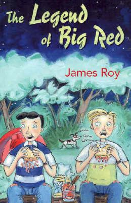 Legend Of Big Red book