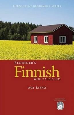 Beginner's Finnish with 2 Audio CD's book