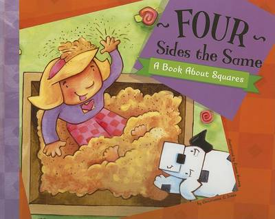 Four Sides the Same by Christianne C Jones