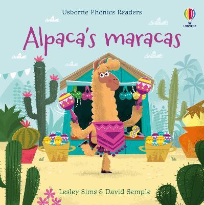 Alpaca's Maracas book