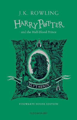Harry Potter and the Half-Blood Prince - Slytherin Edition book
