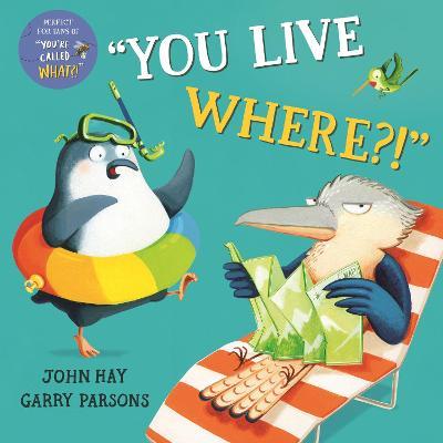 You Live Where?! book