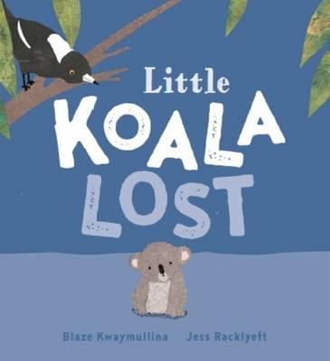 Little Koala Lost book